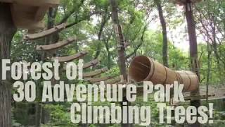 """The Adventure Park Starter Kit is for laughs-- For those who want to """"get real"""" more affordable gifts await on the Park's website."""