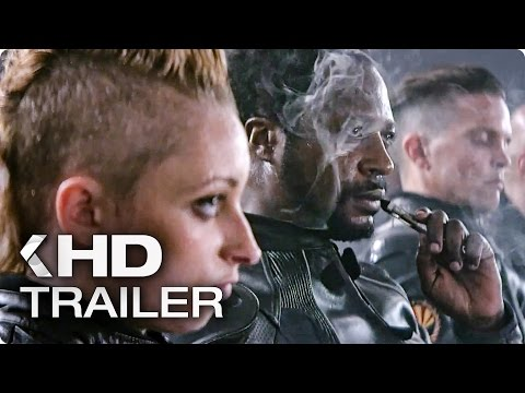HUMANOID Trailer German Deutsch (2017)