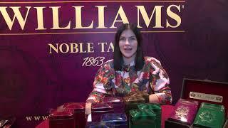 Презентация чая WILLIAMS на выставке World Food Moscow 2019!