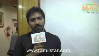 Vaibhav at Kappal Movie Success Meet