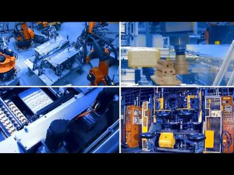 Bosch Rexroth Corporate Video