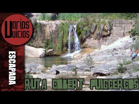 Ruta Cobert Puigcercos - Camping Saiol - Les Llosses, Girona