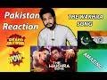 The Wakhra Song - Judgementall Hai Kya - Pakistan Reaction |Kangana R & Rajkummar R| Tanishk,