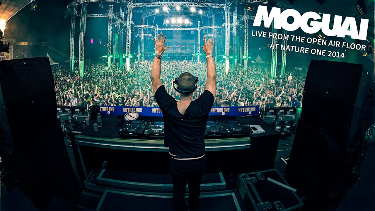 MOGUAI - Live @ Open Air Floor, Nature One 2014