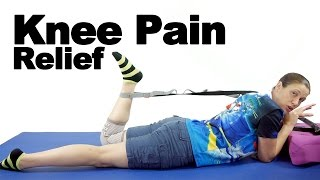 Knee Pain Relief Exercises & Stretches - Ask Doctor Jo
