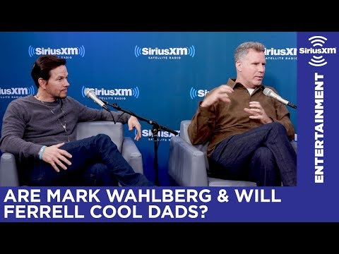 Mark Wahlberg & Will Ferrell talk Daddy's Home 2 and fatherhood // SiriusXM // Radio Andy
