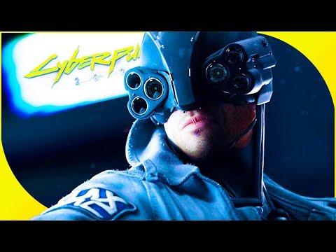 Большие новости о Cyberpunk 2077 от разработчиков Ведьмака