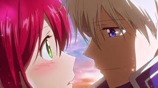 AkagaminoShirayuki[Season2]「AMV」Zen&Shirayuki赤髪の白雪姫