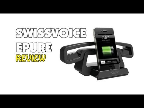 Swissvoice EPure Bluetooth Station BH01i | Geekanoids Review