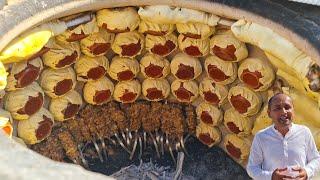 MOST UNIQUE Street Food in Uzbekistan | Best Street Food in the World | Mubashir Saddique