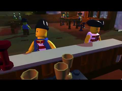 Видео № 1 из игры Lego Minifigures Online - Steelbook [PC]