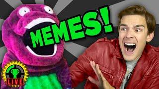 Meme Monday RETURNS! | MatPat Meme Review 👏🖐
