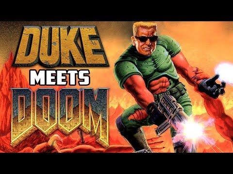 Mod Corner - Duke It Out In Doom