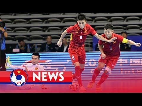 VFF NEWS SỐ 43 | Thắng Trung Quốc, ĐT Futsal Việt Nam giành hạng 3 chung cuộc