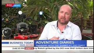 Whale sharks attracting tourists to Coastal Kenya | ADVENTURE DIARIES