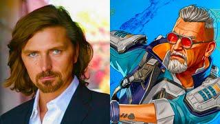 BEHIND THE LEGEND - All Apex Legends Voice Actors Interview - Apex Legends Kings Canyon LTM