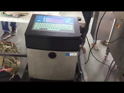 LT700 Small Character Thermal Inkjet Printers