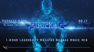 Legendary Massive Badass Workout Music Mix | Vol.1