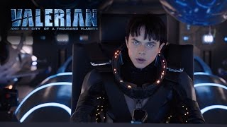 Trailer of Valerian and the City of a Thousand Planets (2017)