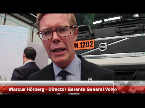 VOLVO - Entrevista a Marcus Hörberg, Gerente General