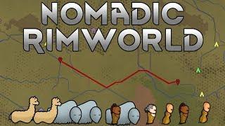 2] Mass Food Production | Nomadic Rimworld - Самые лучшие видео