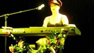 The Dresden Dolls 10-31-2010 Halloween --  Irving Plaza, NYC -- Modern Moonlight