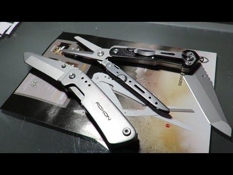ROXON KS Knife Scissors S501 Multi-Tool : Good Quality for Good Price !
