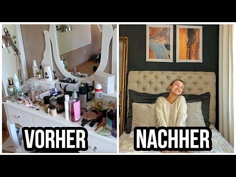 EXTREME ROOM MAKEOVER - Ich renoviere mein Zimmer! ⎥ PIA
