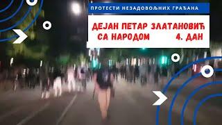 UŽIVO Skupština - Narod protiv Vučića, ogromna većina su mladi ljudi
