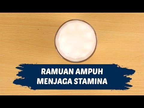 Ramuan Ampuh Jaga Stamina
