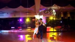 Starlinn Choo(Yanqing)Argentine Tango Performance