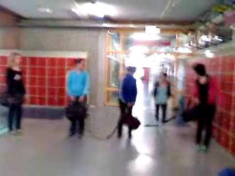 dansje bij de kluisjes van sg stevensbeek