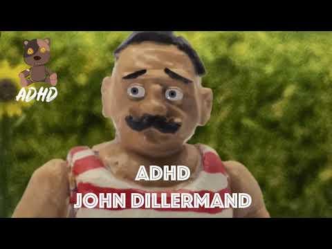 John Dillermand-Lastenohjelmia Tanskanmaalta
