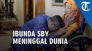 Kabar Duka Datang dari Keluarga Presiden ke-6 RI, Susilo Bambang Yudhoyono