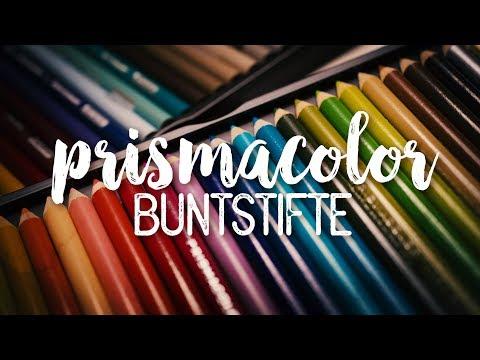 Prismacolor Premiere Buntstifte 🌈 & YouTuber Ausmalbuch