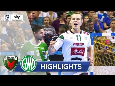 Füchse Berlin - TSV GWD Minden | Highlights - LIQUI MOLY Handball-Bundesliga 2019/20