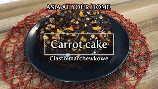 Ciasto marchewkowe (marchewkowiec)