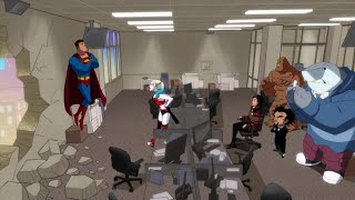 Harley Quinn Kidnaps Lois Lane To Fight Superman - Harley Quinn 01x04 Finding Mr. Right