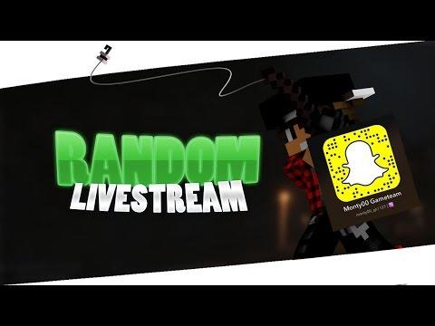 GameTeam.cz | Random LiveStream | Snapchat s Fanoušky + Hraní + Rozdávání | w/ Natt