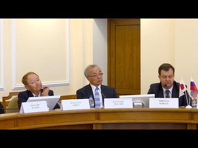 Японская делегация прибыла в Ангарск