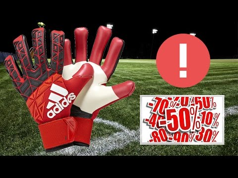 5 TIPPS all about GOAKEEPER GLOVES ✋ - price, cut, durability