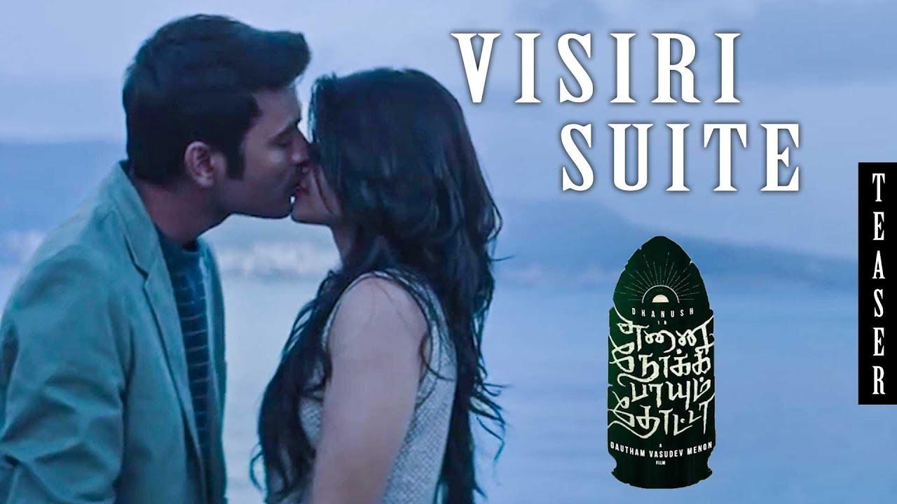 Visiri Suite Teaser Reaction | Enai Noki Paayum Thota | Dhanush | Gautham Menon
