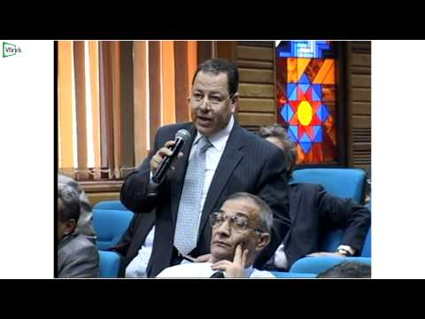 Prof. Amr Ahmed El Kasheif Cairo University Presidential Election Part 2