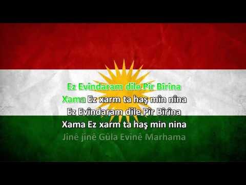 islam Zaxoyi - nazo nazo (lyrics) Galak Xoş