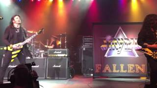 Stryper -Soldiers Under Command (plus middle finger incident)