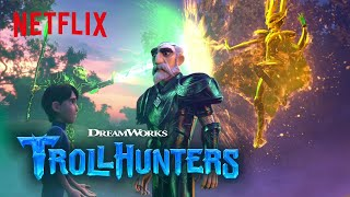 The Mother Of Monsters | Trollhunters | Netflix