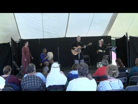 The Corpus Christi Carol by Ken Theriot - Live at Pennsic 2011