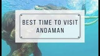 When to go andaman islands