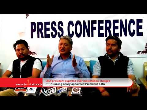 LBA President expelled over molestation charges