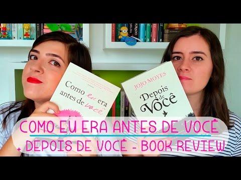 Como eu era antes de você + Depois de você | Book Review
